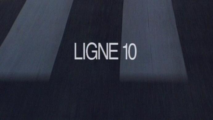 LIGNE 1O route
